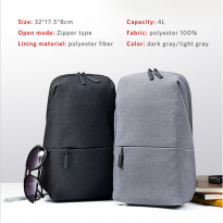 Tas Selempang Ransel Xiaomi Original - Xiaomi Shoulder Crossbody Bag