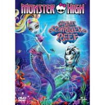 [DVD] Monster High : Great Scarrier Reef