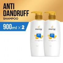 2PACK 900ml Pantene Sampo Anti Dandruff