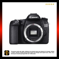 Canon EOS 70D Body Only WiFi - Black