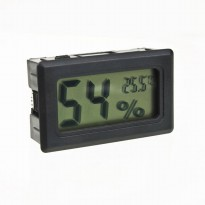 Mini Digital LCD Thermometer Hygrometer Humidity Temperature Meter Indoor|L563