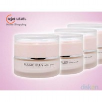 Magic Plus White Cream Lejel