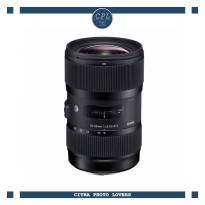 Sigma For Canon 18-35mm F/1.8 DC HSM ART