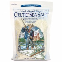 Celtic sea Salt (Vital Mineral Blend) 200 Gr