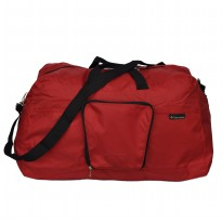 Authentic Samsonite Travel Bag - Merah