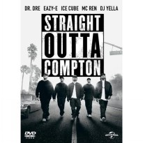[DVD] Straight Outta Compton