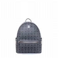Tas Backpack Import Original M C M Stark Backpack Large - Grey