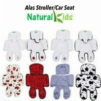 Alas Stroller / Car Seat Natural Kids