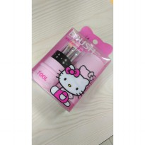 KUAS SET HELLO KITTY