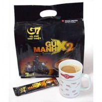 G7 Coffeemix 3in1 Strong X2 Trung Nguyen