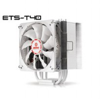 Enermax ETS-T40F-W Multi Socket With Dual Fan 12cm White Edition