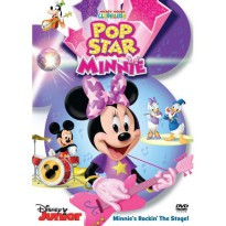 [DVD] Mickey Mouse Clubhouse : Popstar Minnie
