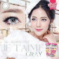 Softlens Kitty Kawaii Jetaime Gray