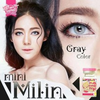 Softlens Kitty Kawaii Mini Milin Gray