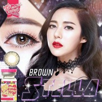 Softlens Kitty Kawaii Stella Brown