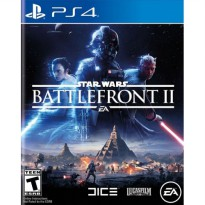 PS4 STAR WARS BATTLEFRONT II Reg 3 Asia English