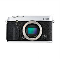 Fujifilm X-E2 Body Only Silver Kamera Mirrorless