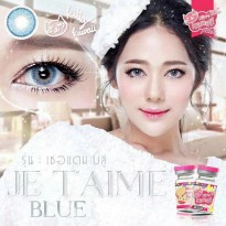 Softlens Kitty Kawaii Jetaime Blue