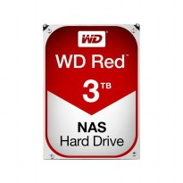 WD Caviar Red 3TB - Hardisk Internal 3.5' for NAS