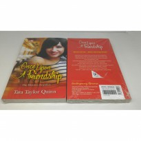 Novel Once upon a friendship The historic arapahoe Tara taylor quinn