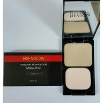 Revlon Bedak Powdery