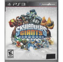 PS3 SKYLANDERS GIANTS Reg 1 English USED