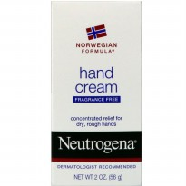 Neutrogena Hand Cream Fragrance Free 56gr