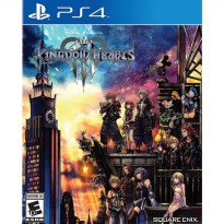 PS4 KINGDOM HEARTS III Region 3 / Asia / English