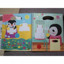 DISKON Buku Import Murah Anak Take Me Home Little Penguin