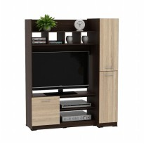 Prissilia Jarvis Wall Unit