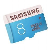 memory card samsung 8gb micro sd samsung 8gb No Packing