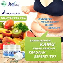 METABO SLIM HERBAL / PELANGSING TUBUH