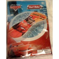 [poledit] What Kids Want Disney Pixar Cars Lightning McQueen Inflatable Surf Rider (R1)/12179212
