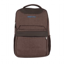 Traveltime Backpack 9355-06 Coffee