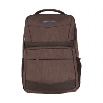 Traveltime Backpack 9358-06 Coffee