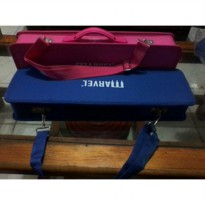 PIANIKA MARVEL HARDCOVER - WARNA PINK & BIRU - GROSIR