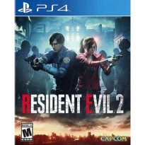 PS4 RESIDENT EVIL 2 Region 2 / Europe / English