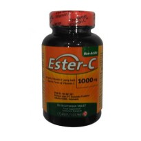 American Health GNC Ester C 1000 mg- 90 Tablet