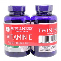 (POP UP AIA) Wellness Vitamin E Water Soluble (60) BOGO