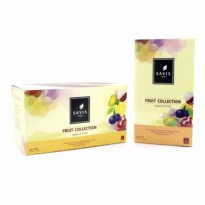 SAVIS TEA MIX FRUIT BLEND COLLECTION 20 sc