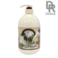 Velvy Goat'S Milk S/C Extra Moist Licorice & Shea Butter 1000 ml