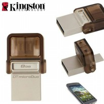 Kingston Dual Drive (OTG) 8GB USB 2.0