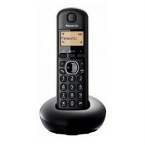 (Ready) PANASONIC KX-TGB210 Black TELEPON WIRELESS CORDLESS