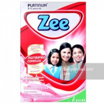 Zee Platinum Nutri-Complex Strawberry Ice - 350 gr