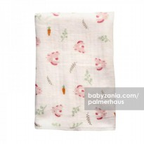 Little Palmerhaus Tottori Baby Towel - Hunny Bunny