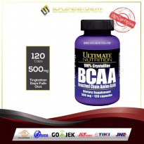 UN BCAA 500mg 120 Caps