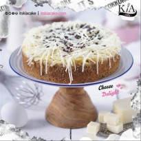 Its Kia Cake Cheese Delight
