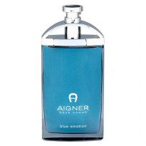 PARFUM ORIGINAL AIGNER BLUE EMOTION MEN  EDT 100ML FOR MEN