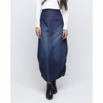 Miyoshi Jeans  MY17SK008MF  Denim Long Skirt