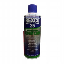 Rexco 25 High Performance Chain Lube - Pelumas Rantai Anti Karat 350 ml Original Made in USA